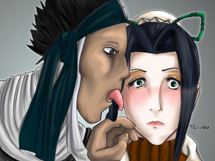 Naruto: ZabuHaku by xCircus