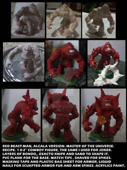 Alcala Beastman MOTU mini