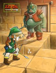 Legend Of Zelda boss