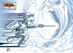 Legend of Zelda Vanquish