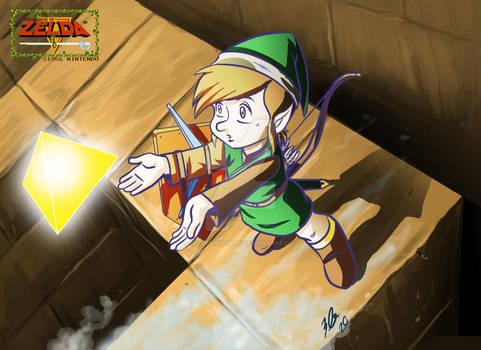Legend of Zelda the prize
