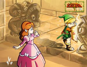 Legend of Zelda found