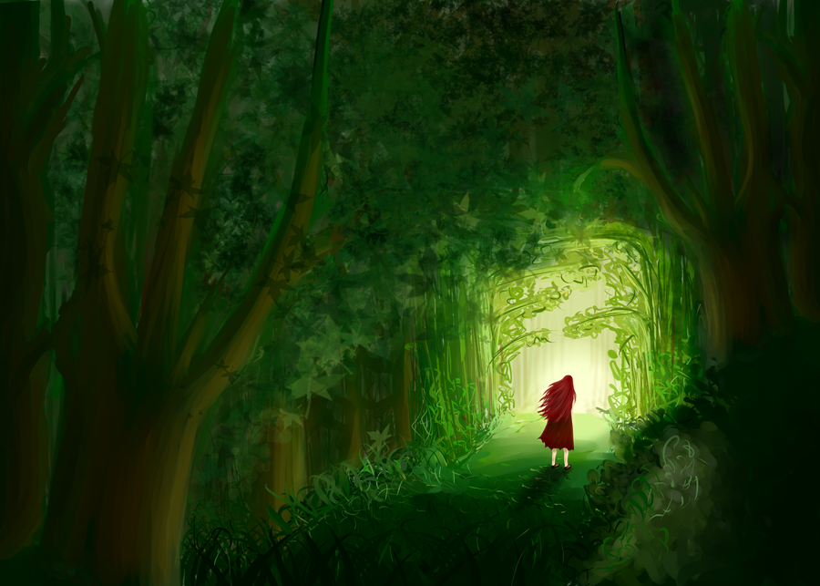 Following The Right Path By TheRirineMa On DeviantArt