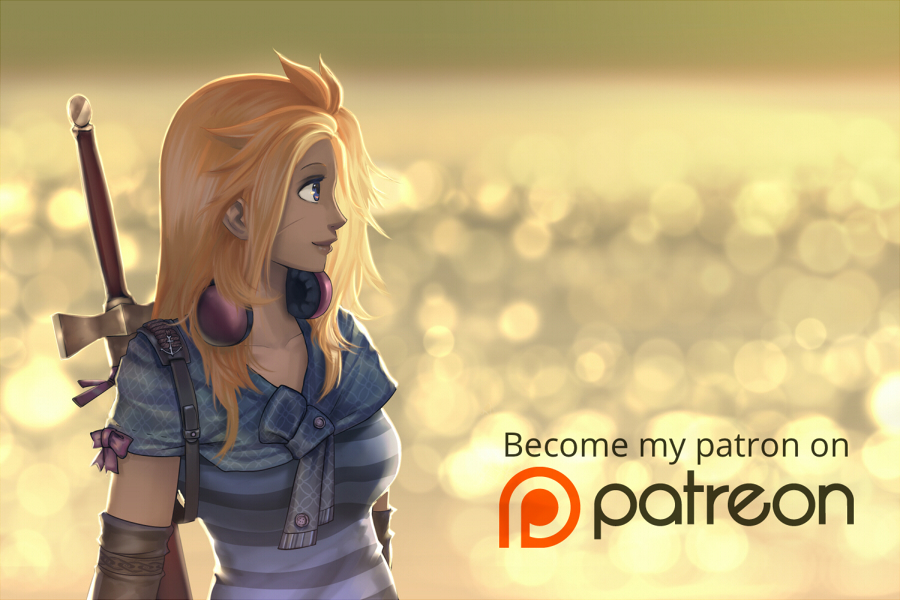 Eleni's journey by Amylrun