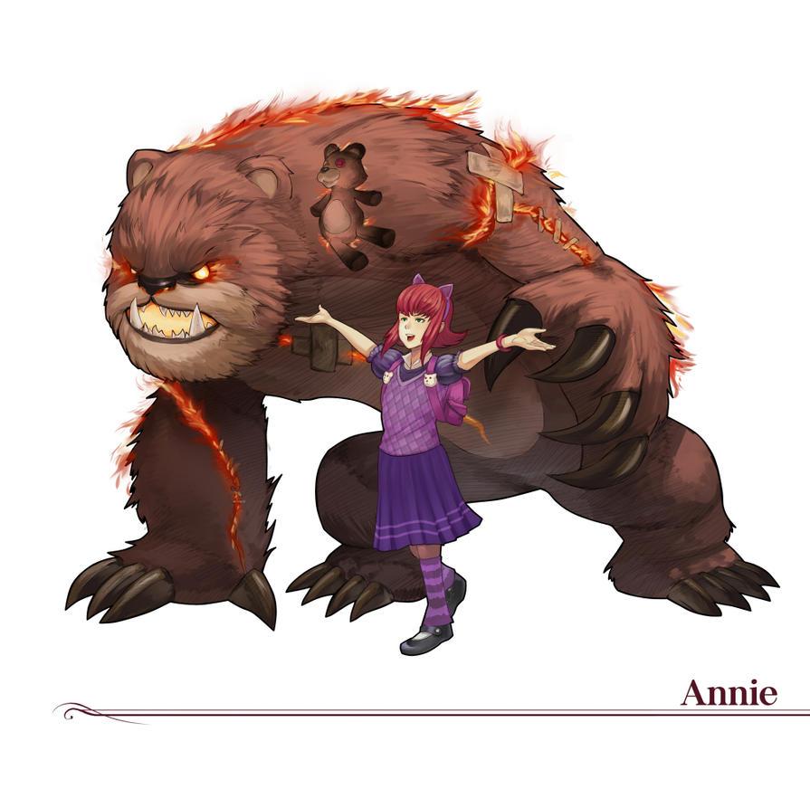 #7 Annie by Amylrun
