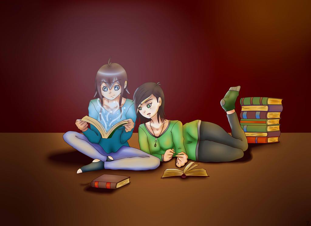 Storyline PF by Irasutoreta