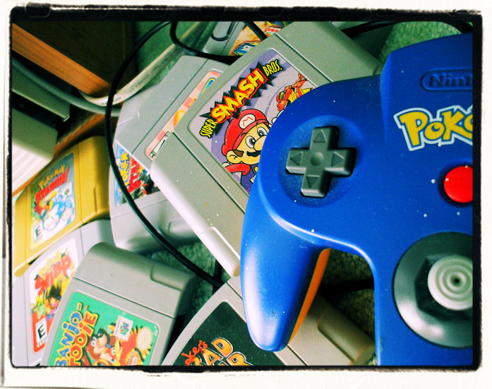 Nothing like good ol' N64