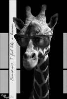 Girafe by passagere-DA