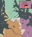 800 1100 Settlements in North Germany and Danmark