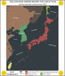 Japanese Empire 1914