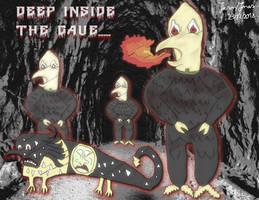 Deep inside the Cave by IasonKeltenkreuzler
