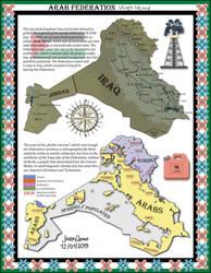 Arab Federation of 1958 [Contest] by IasonKeltenkreuzler
