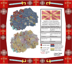 North Macedonia: Political and ethnographic by JonasGraf