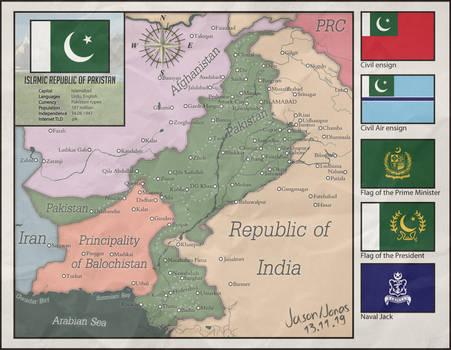 Alternate Pakistan