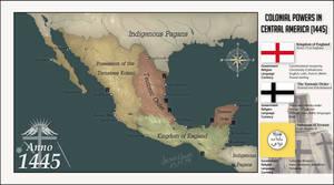 Alternate Colonization of Central America