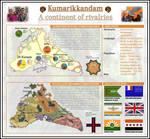 Kumarikkandam - A continent of rivalries