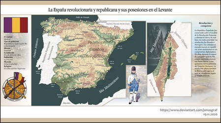 Revolutionary Spain and Palestine, 1806