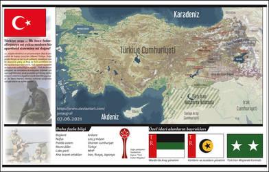 Turkey 2039: Neocolonialism and New Alliances