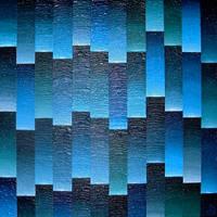 Acrylic - Dusk by Lloydica
