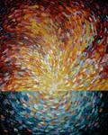 Acrylic - Sublime Sunshine