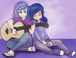 Luna and Tia music
