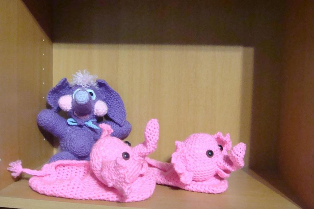 Crochet Elephant Stuffed Animal   Online Store   683x1024