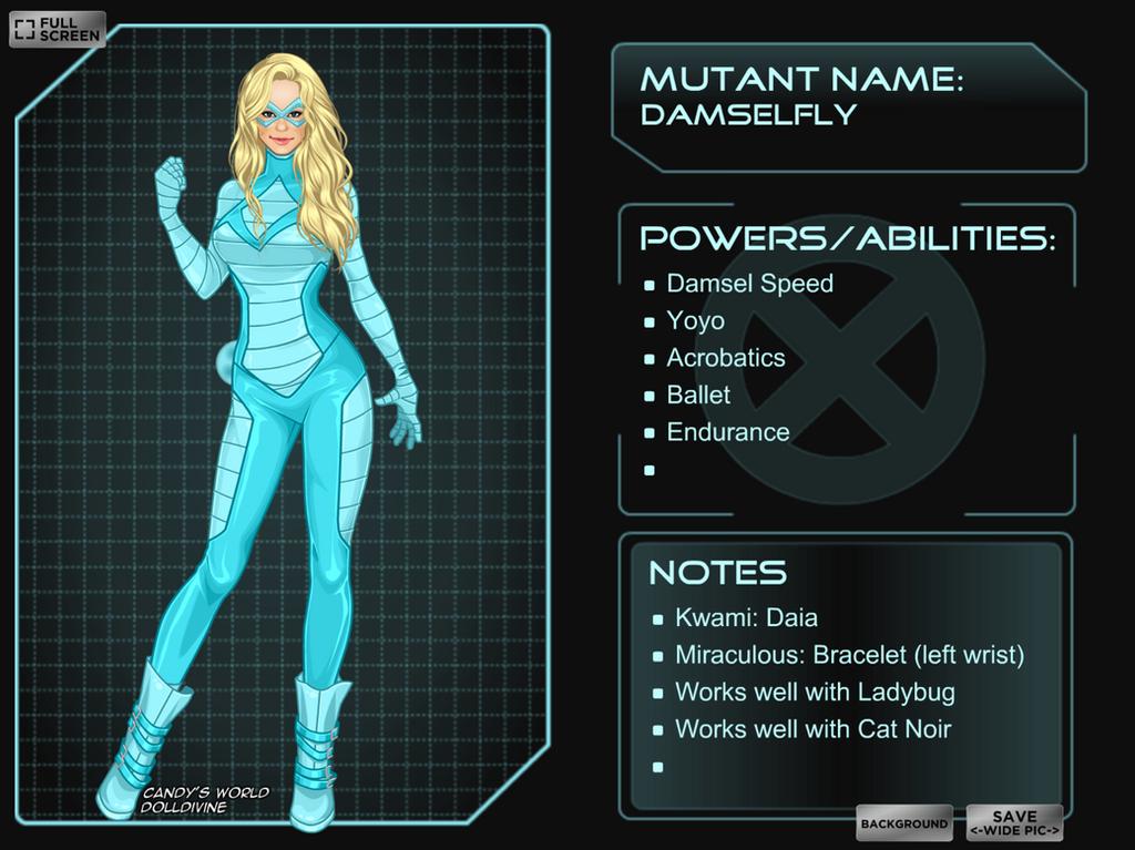 Miraculous Character Creator – Dibujos Para Colorear