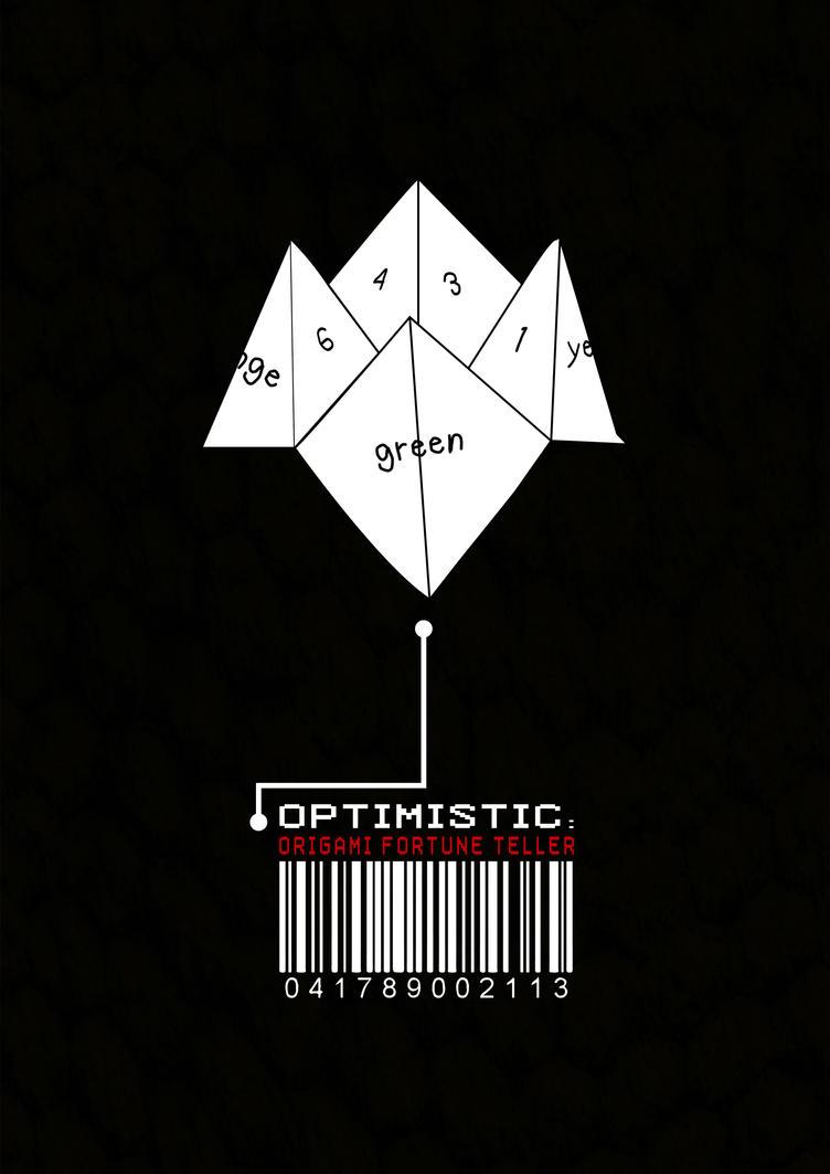 Origami Fortune Teller by JumpSkull
