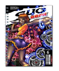 SHOBOOK libro 5 by ELZUCO