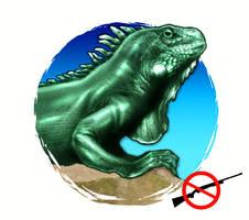 iguana by ELZUCO