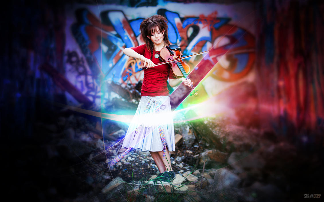Lindsey Stirling by ShawnDerp