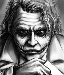 The Joker WIP by Operative-Nova-Eagle