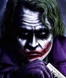 The Joker by Operative-Nova-Eagle