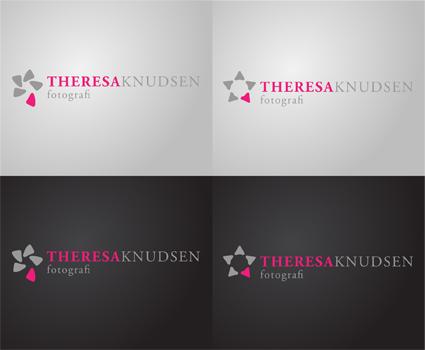 Theresa Knudsen Logo by Albiona