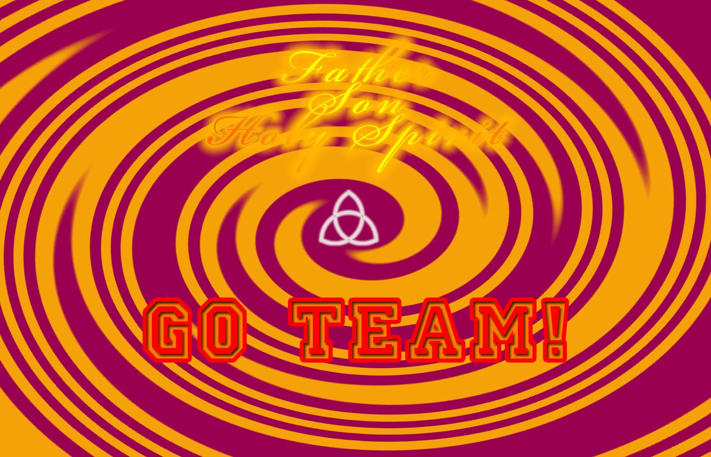 Go Team by Linkz57