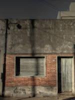 The shadows of lighting street - HDR by AlejandroCastillo
