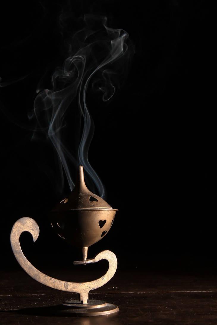 Photographics games VI - Aladdin's lamp by AlejandroCastillo