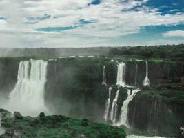 Magical waterfalls XII by AlejandroCastillo