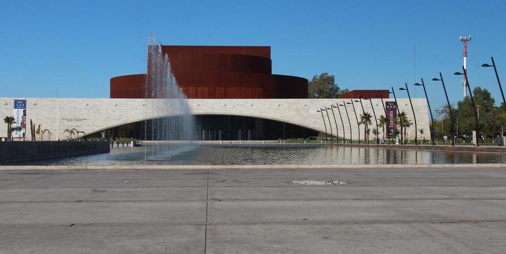 Theatre of the Bicentennial by AlejandroCastillo
