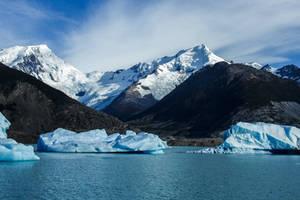 Southern Ice II by AlejandroCastillo