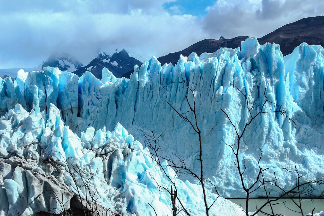 Ice walls I by AlejandroCastillo