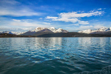 Southern lakes by AlejandroCastillo