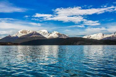 Southern lakes II by AlejandroCastillo
