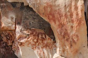 10.000 years ago - Argentine art before II by AlejandroCastillo