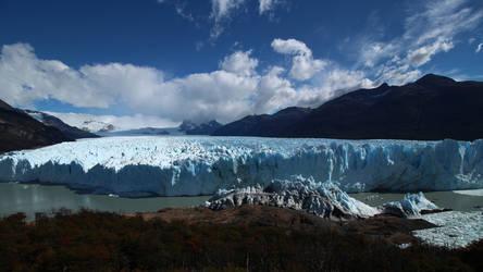 Patagonian ice IX