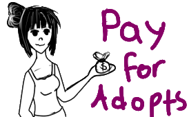 Pay for adopts , here! by chinduda