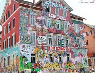 Graffity by Lavareille