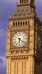 Big Ben by Lavareille