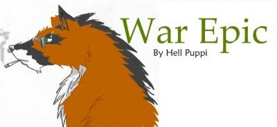 War epic banner