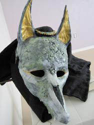 Anubis Mask 2